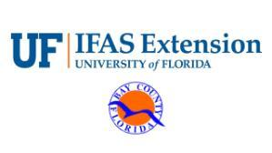UF/IFAS Extension Bay County Logo