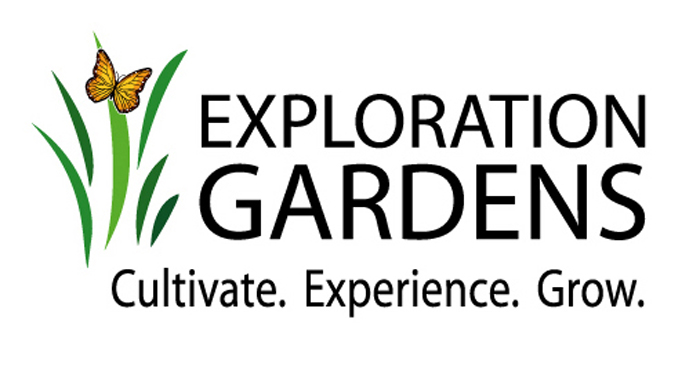 Exploration garden logo
