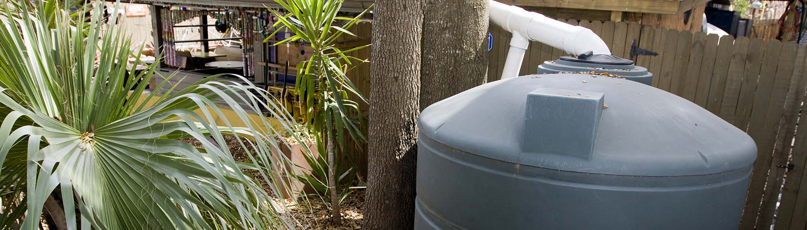 Saving and Using Rainwater - UF/IFAS Extension