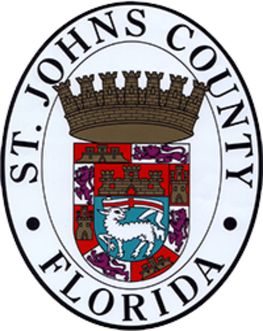 St. Johns County Logo